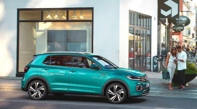 Svetová premiéra nového modelu T-Cross: Volkswagen rozširuje svoju rodinu SUV