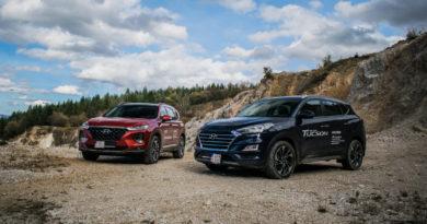 Nový Hyundai Santa Fe a facelift Hyundai Tucson – Dve horúce novinky