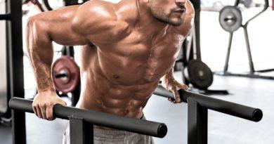 Ako na veľké ruky? Cvič triceps!