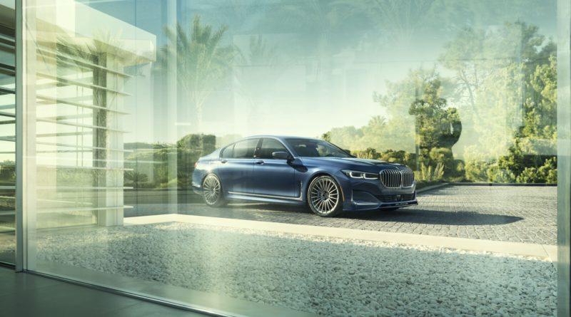 Nový model ALPINA B7 xDrive Sedan. Sila, dynamika a luxus v novom modernom dizajne