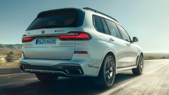 Koncentrovaný výkon: nové BMW X5 M50i a nové BMW X7 M50i