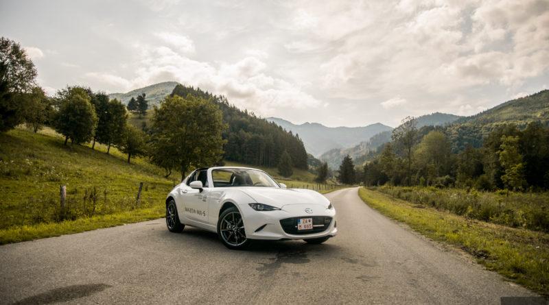 TEST: Mazda MX-5 2.0 Skyactiv-G184 A/T –  Zamyslite sa, potrebujete ešte niečo viac?