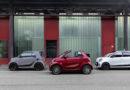 Nová generácia smart EQ fortwo a smart EQ forfour: priekopnícka, digitálna, určená pre mesto