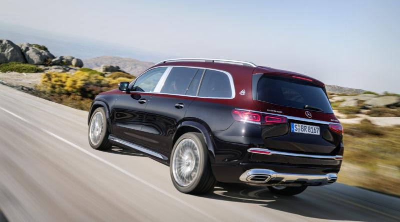 Mercedes-Maybach GLS: Nový druh luxusu