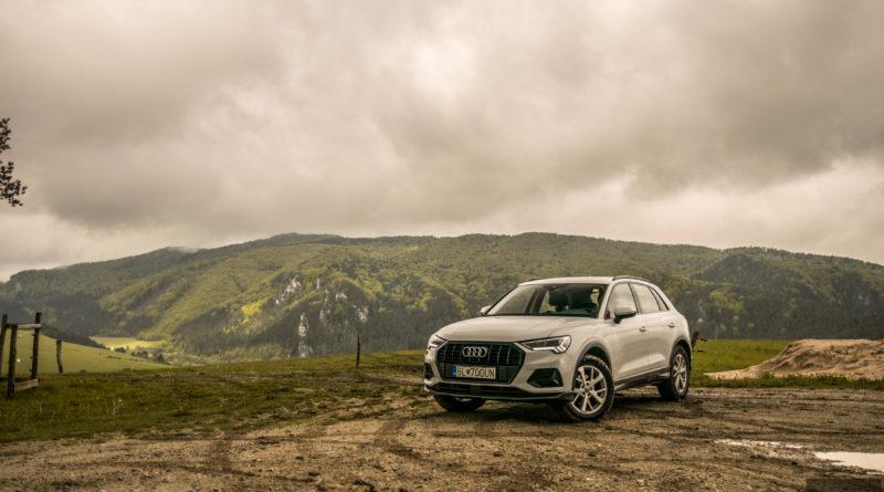 TEST: Audi Q3 35 TFSI – Druhá generácia dospela a zmužnela