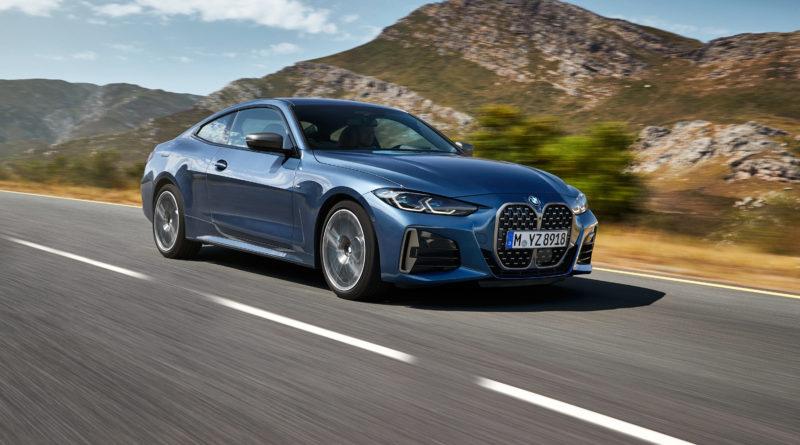 Prichádza nové BMW radu 4 Coupé