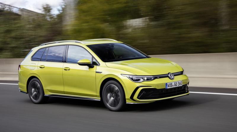 Nový VW Golf Variant a Golf Alltrack odštartovali svoj predaj na Slovensku