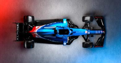 Renault s novým názvom, farbami a Fernandom Alonsom