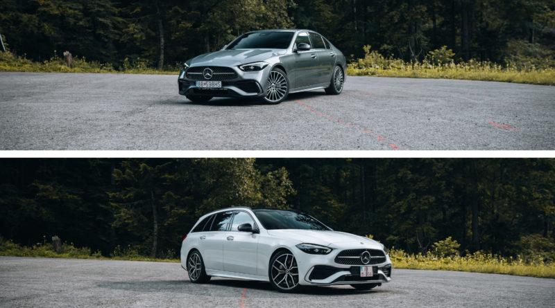 TEST: Mercedes-Benz C 220d – Kombi vs. sedan