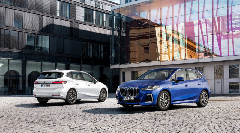BMW predstavilo druhú generáciu radu 2 Active Tourer